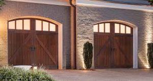 Wooden Garage Doors La Porte