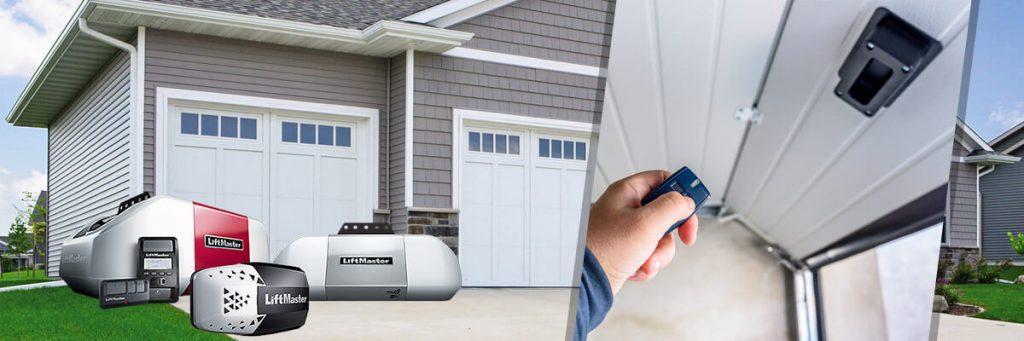 Smart Garage Door Openers La Porte